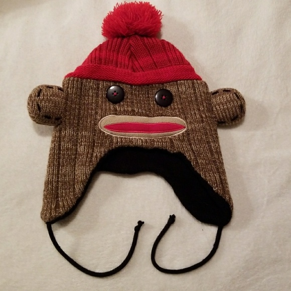 Accessories - 🐵 Sock Monkey Beanie Hat - Adult 🐒 cc7b586d2436